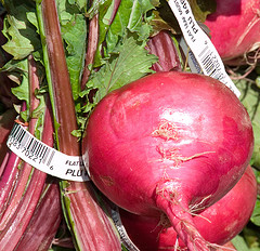 Fresh Beets photo courtesy of Flickr User: Fotdawg