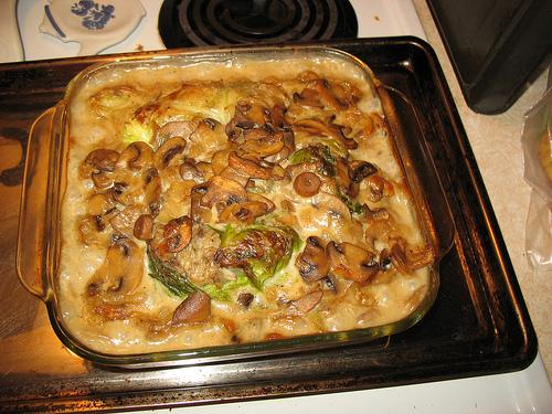 finished cooked golabki