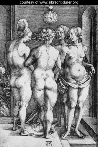 a 1497 engraving by the German Renaissance master Albrecht Dürer