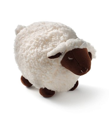 """Ship"".  Bath & Body Works Stuffed Sheep"